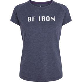 Fe226 Be Iron DryRun Koszulka Prep Kobiety, niebieski